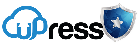uPress logo ssl