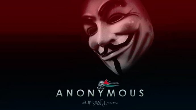 anonymous-israel-cyber-attack