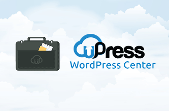 upress wordpress center