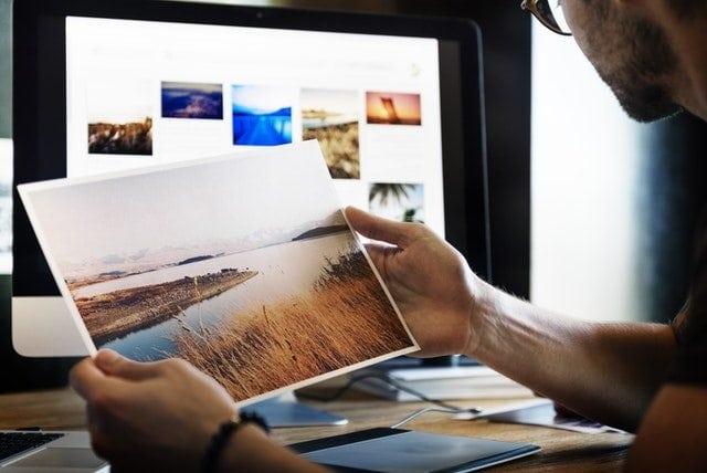 אופטימיזציה לתמונות - חיתוך הגדלה והקטנה של תמונות